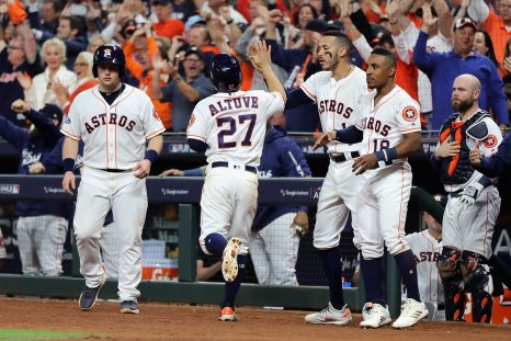 astros cheating story