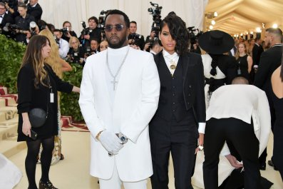 P Diddy and Cassie Reportedly Broke Up