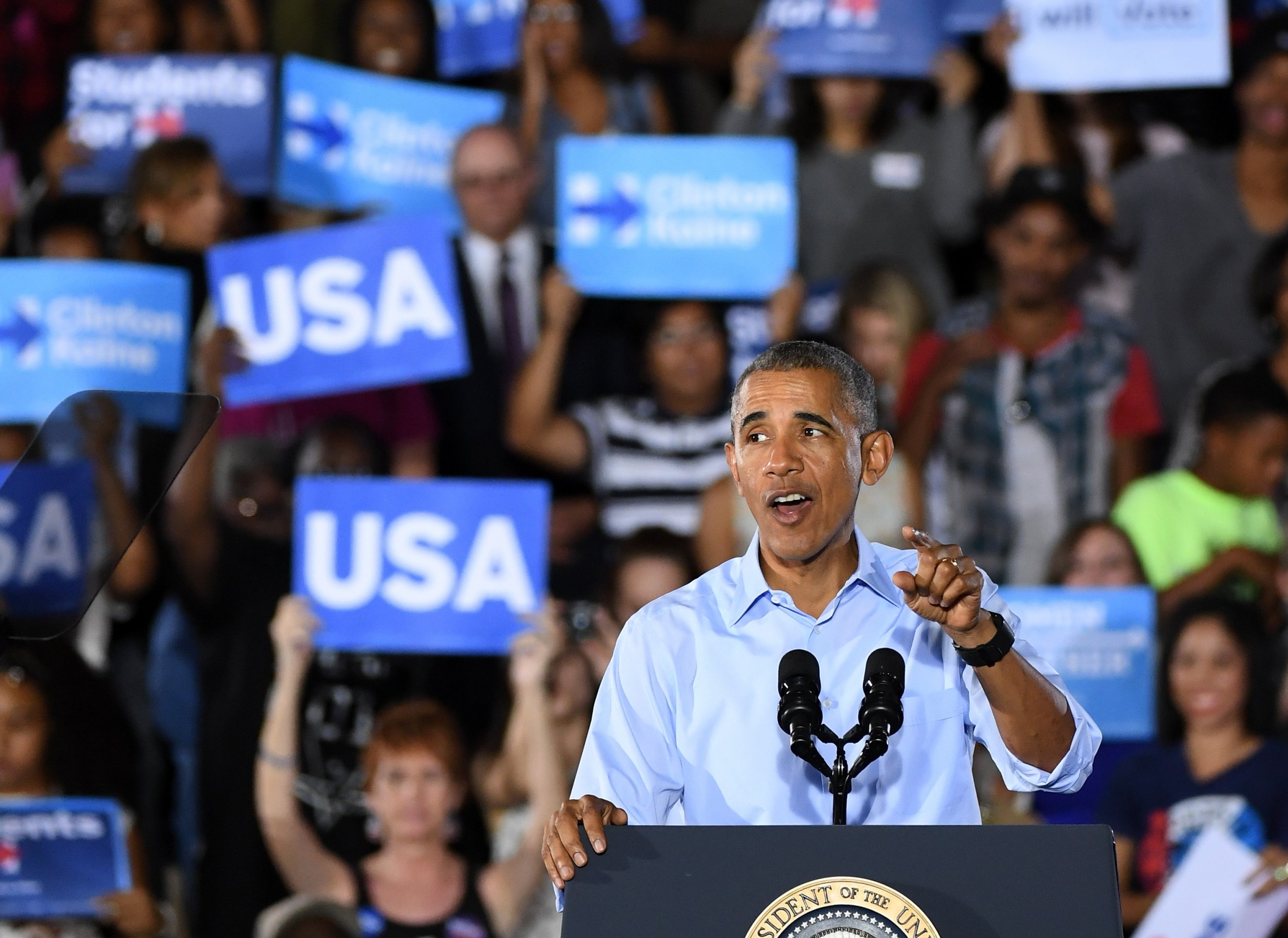 Barack Obama?s message to young Americans: No excuses, get out and vote