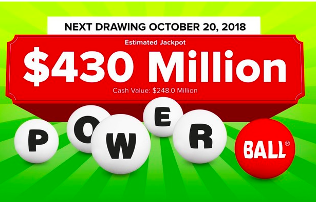 Powerball Drawing Results, Numbers 10/17/18