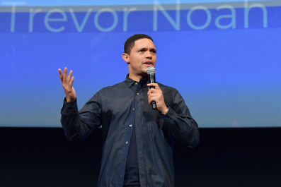 Trevor Noah on Trump: 'He Wears His Moral Bankruptcy on His Sleeve'
