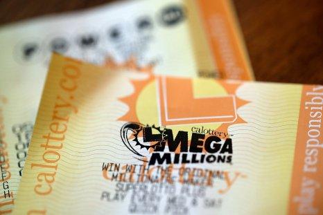 mega millions ticket old