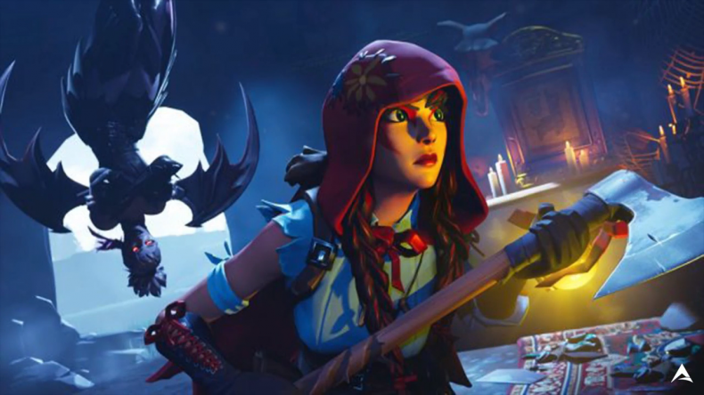 Fortnite Loading Screen Week 4
