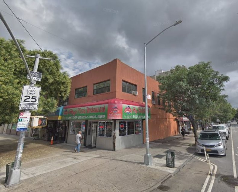 Bronx Ray's Pizzeria