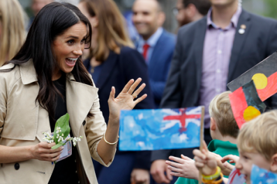 What Will Meghan Markle and Prince Harry Name the Royal Baby?