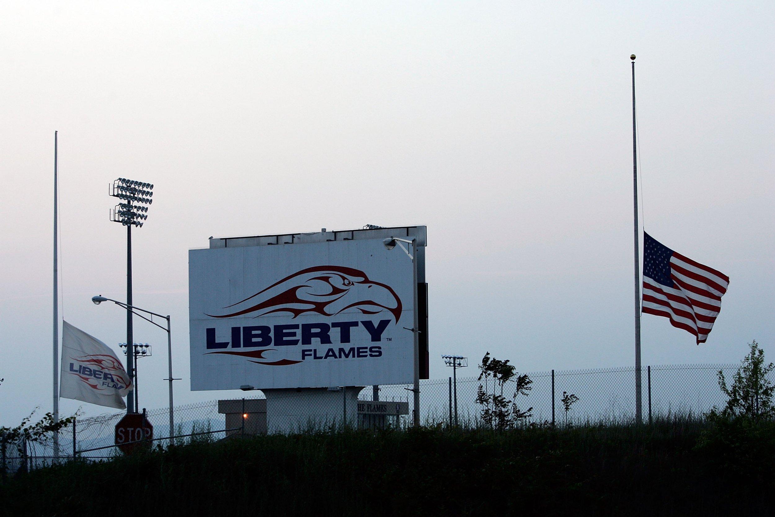 Liberty University Plane Crash