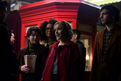 Meet the Cast of 'The Chilling Adventures of Sabrina'