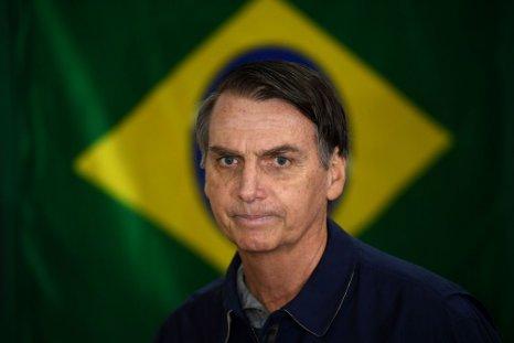 brazil election polls 2018, Jair Bolsonaro, Fernando Haddad