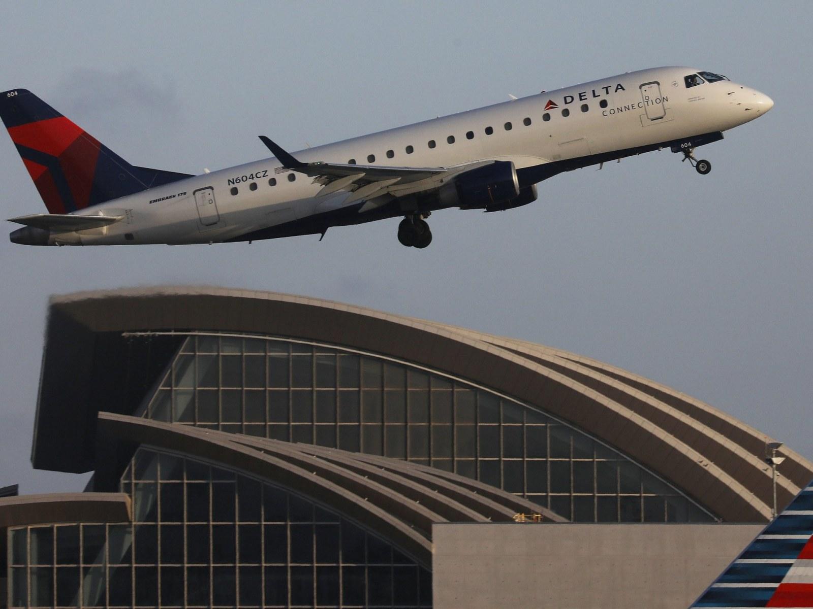 Austin Wolf Delta Airlines Video