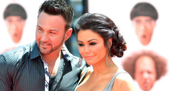 Roger Mathew's Wishes Jeni 'JWoww' Farley a 'Happy Anniversary' Despite Divorce
