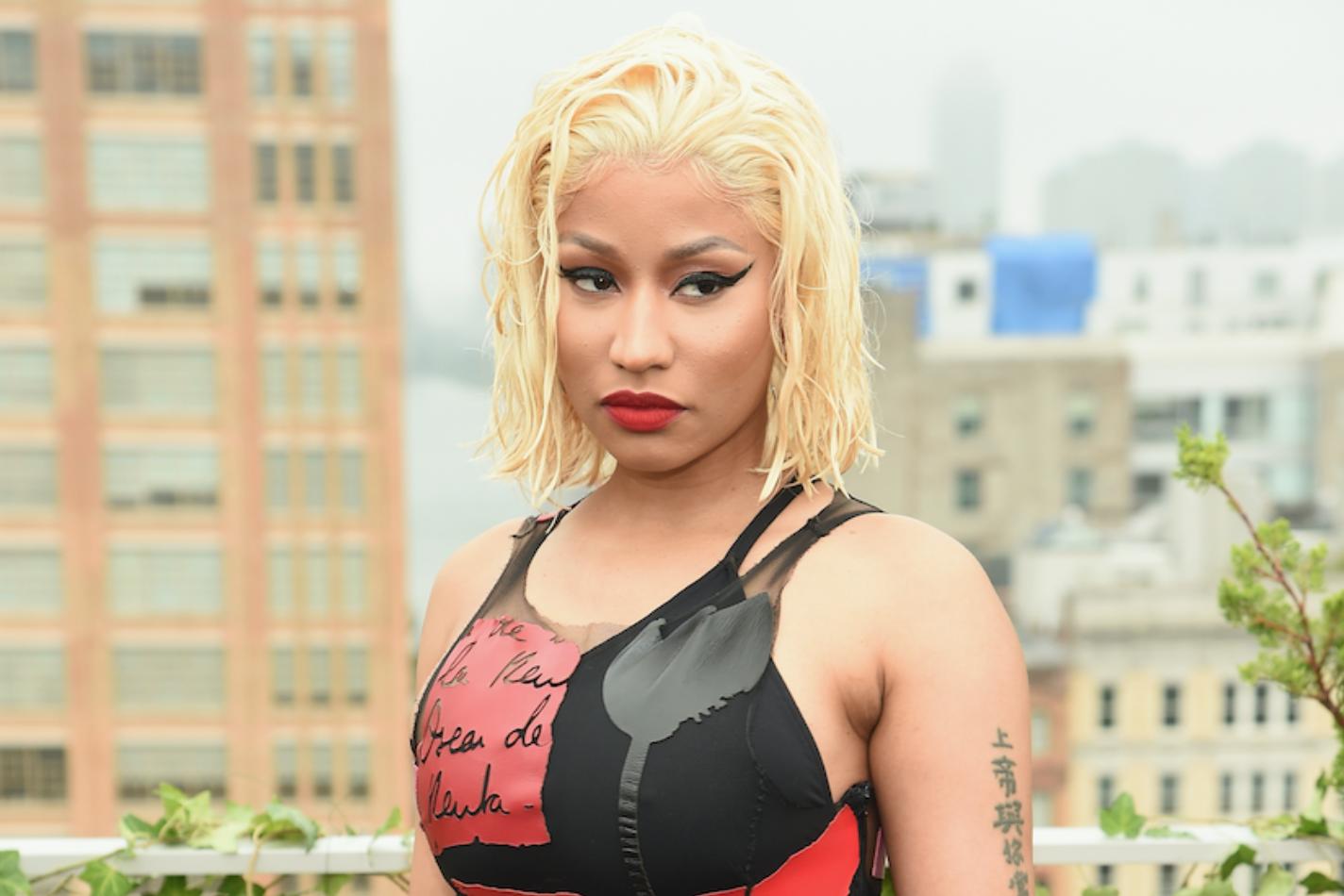 Nicki Minaj Seemingly Shades Cardi B for Using Ghostwriter