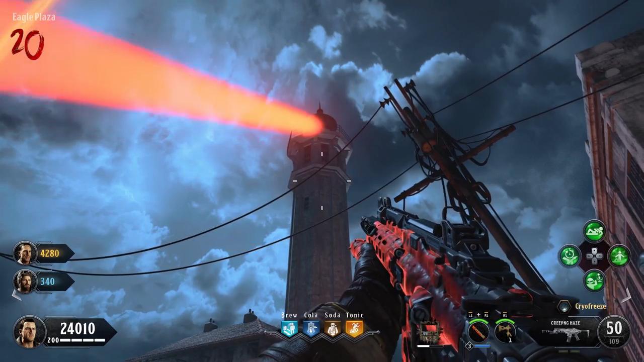 Black Ops 4 Blood of the Dead Easter Egg 8 lighthouse
