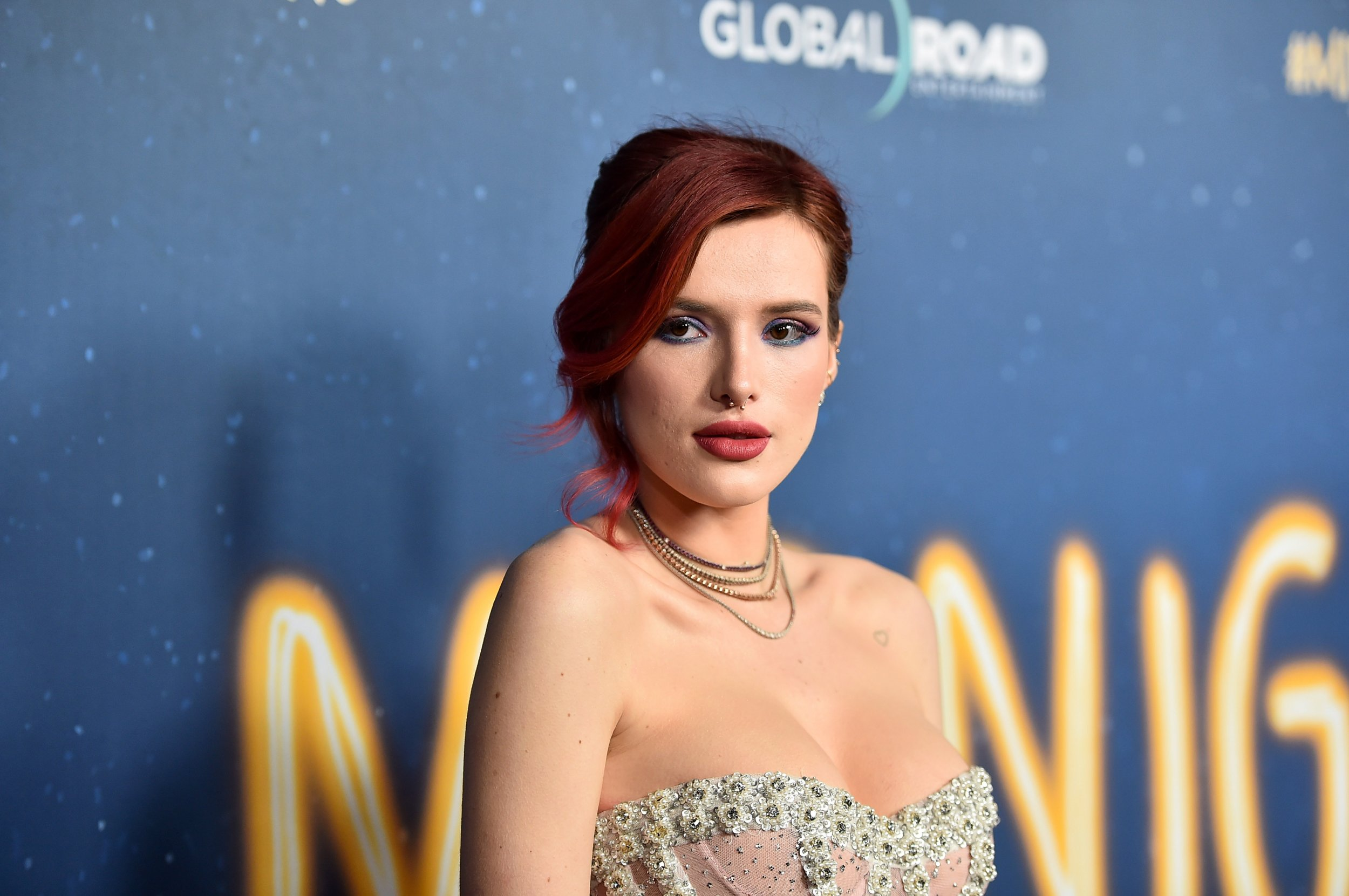 Bella Thorne Says Freeform Thought She Was 'Crazy'