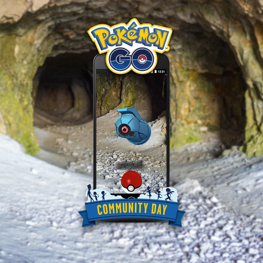 beldum pokemon go community day