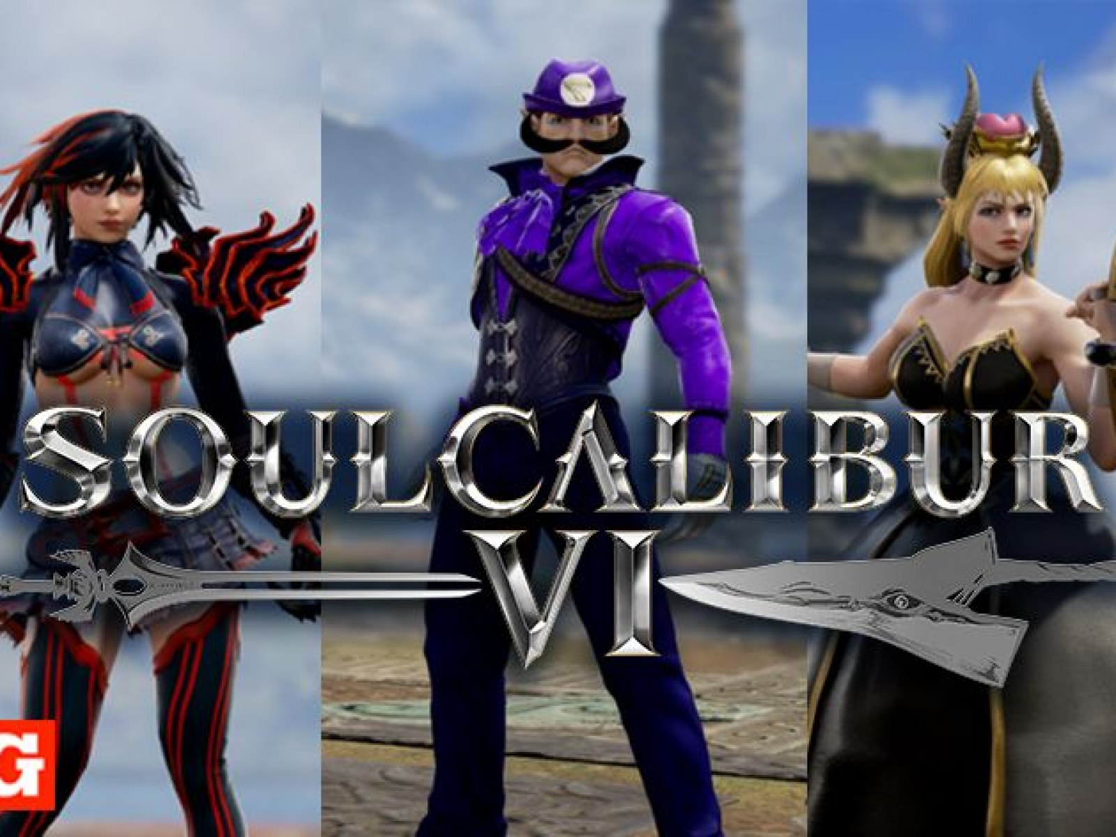 SoulCalibur VI' Character Creation Lets Players Make