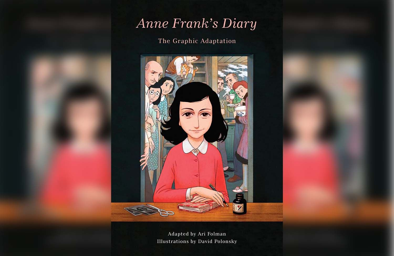 Anne Frank's Diary The Graphic Adaptation 1