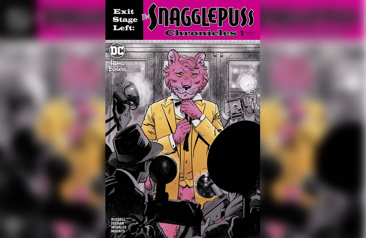Exit_Stage_Left_The_Snagglepuss_Chronicles 1