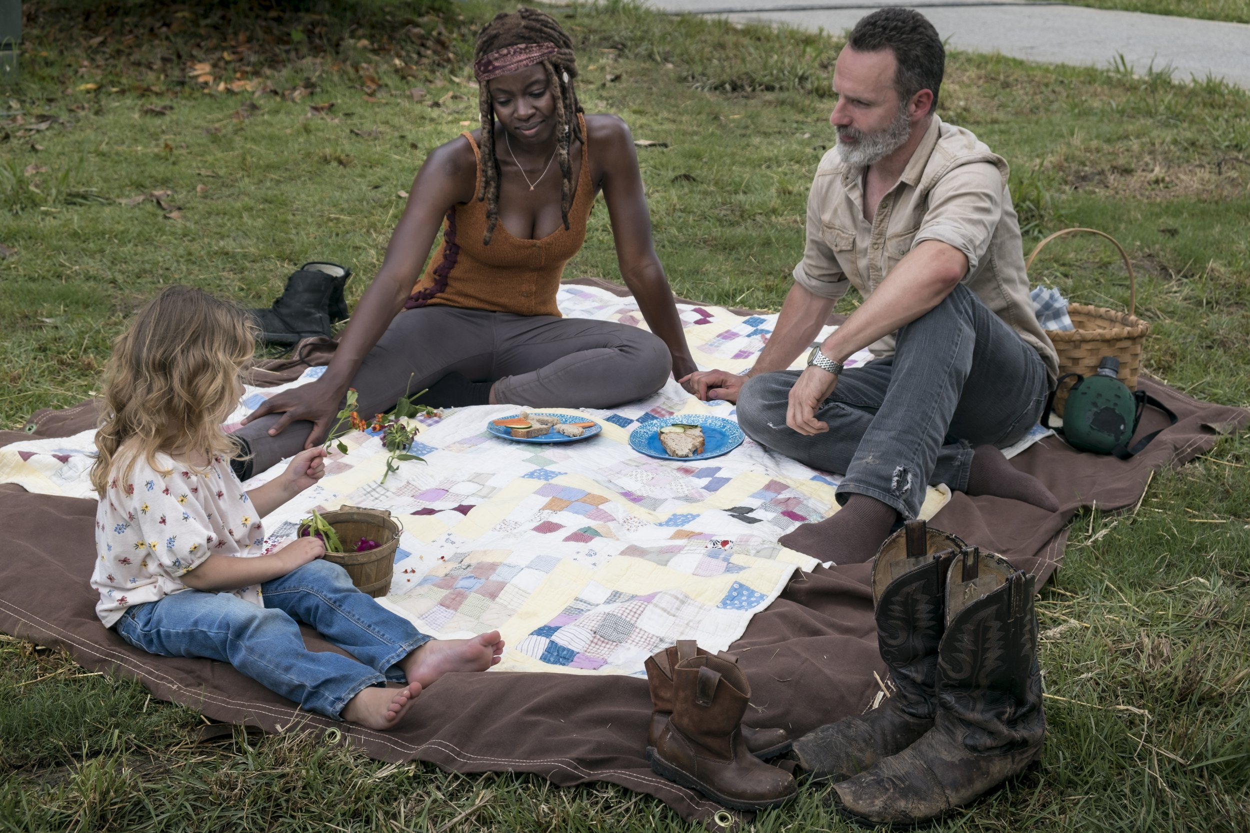 Walking Dead Picnic 9x03