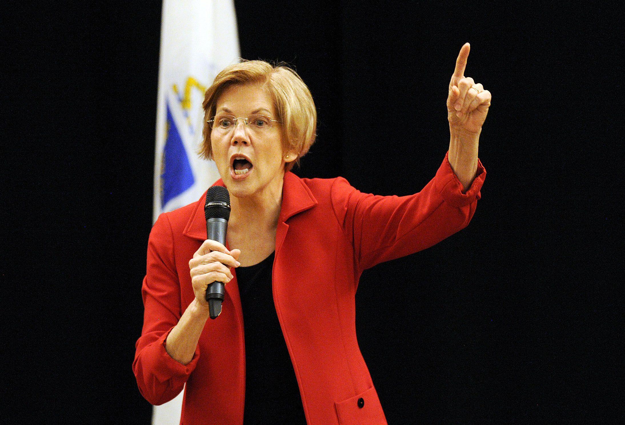 Elizabeth Warren Stands By DNA Test