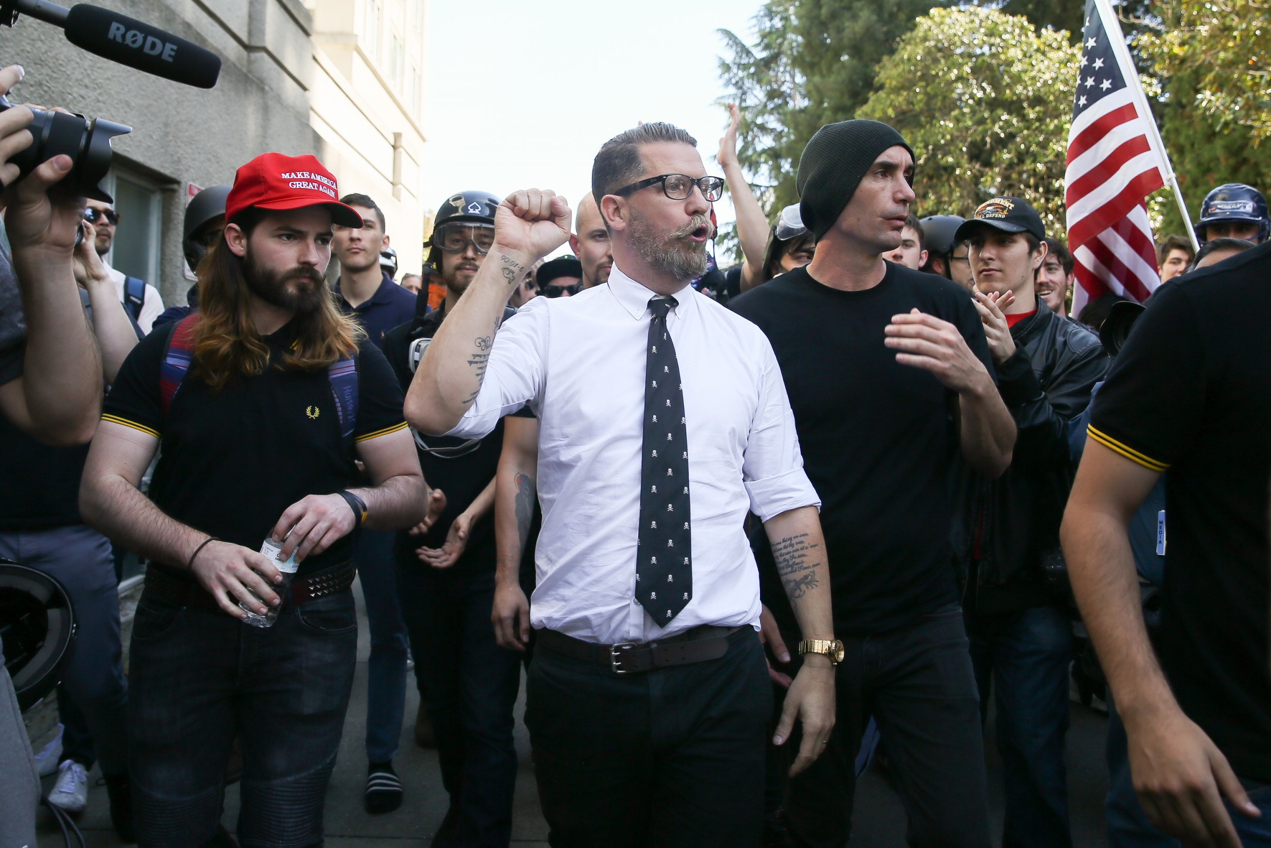 Second Proud Boys Arrest Made After New York City Street Brawl