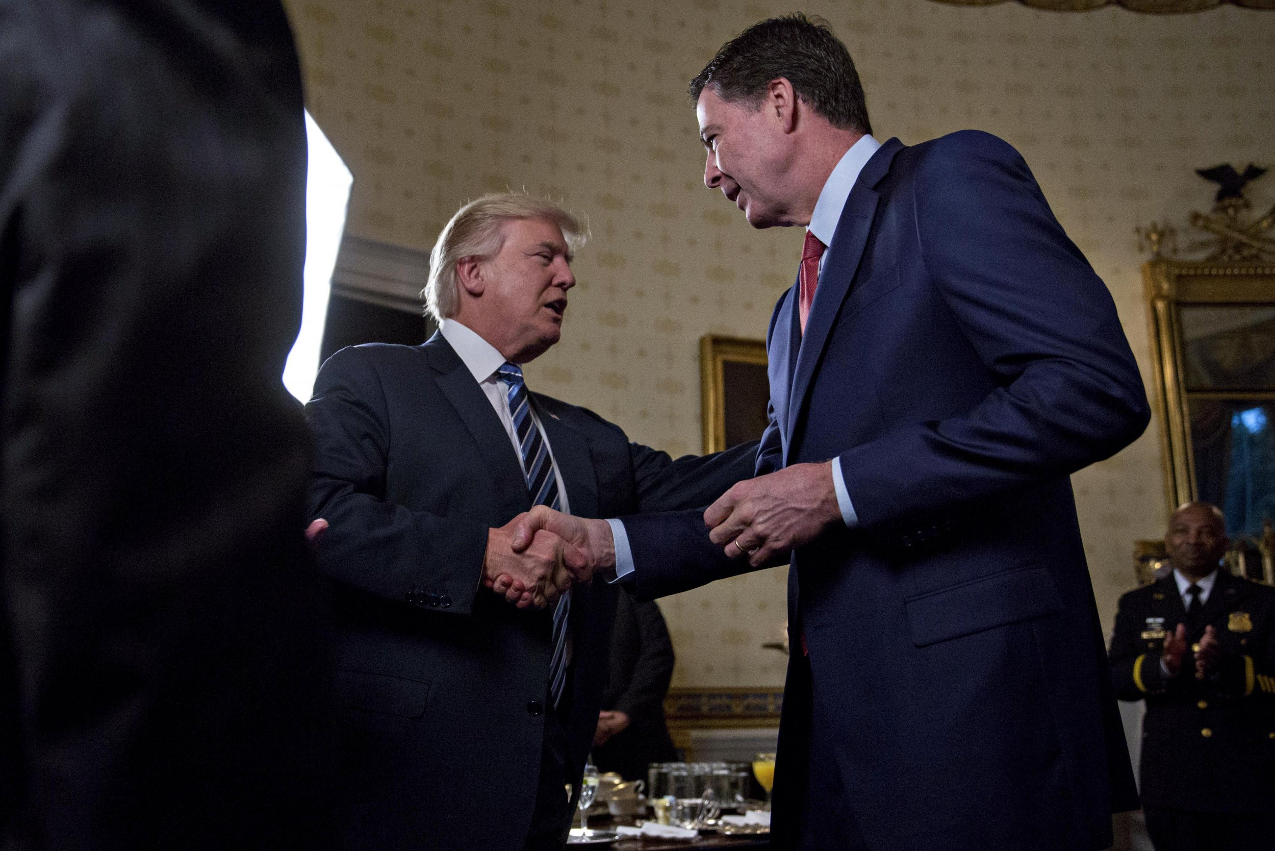 James Comey: Trump and GOP 'Dimming' American Values with Lies, Bigotry, Attacks on Press and Human Rights