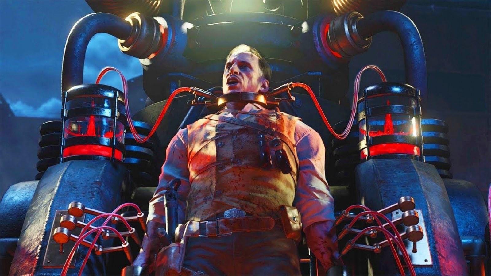 Black Ops 4 Blood Of The Dead Easter Egg Ending Explained Did