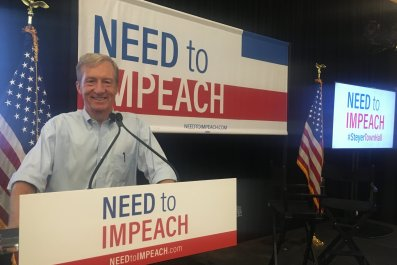tom steyer, impeach, donald trump, nra members