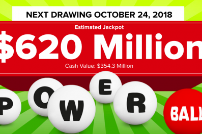 Powerball results, numbers 10/20/18 Saturday night