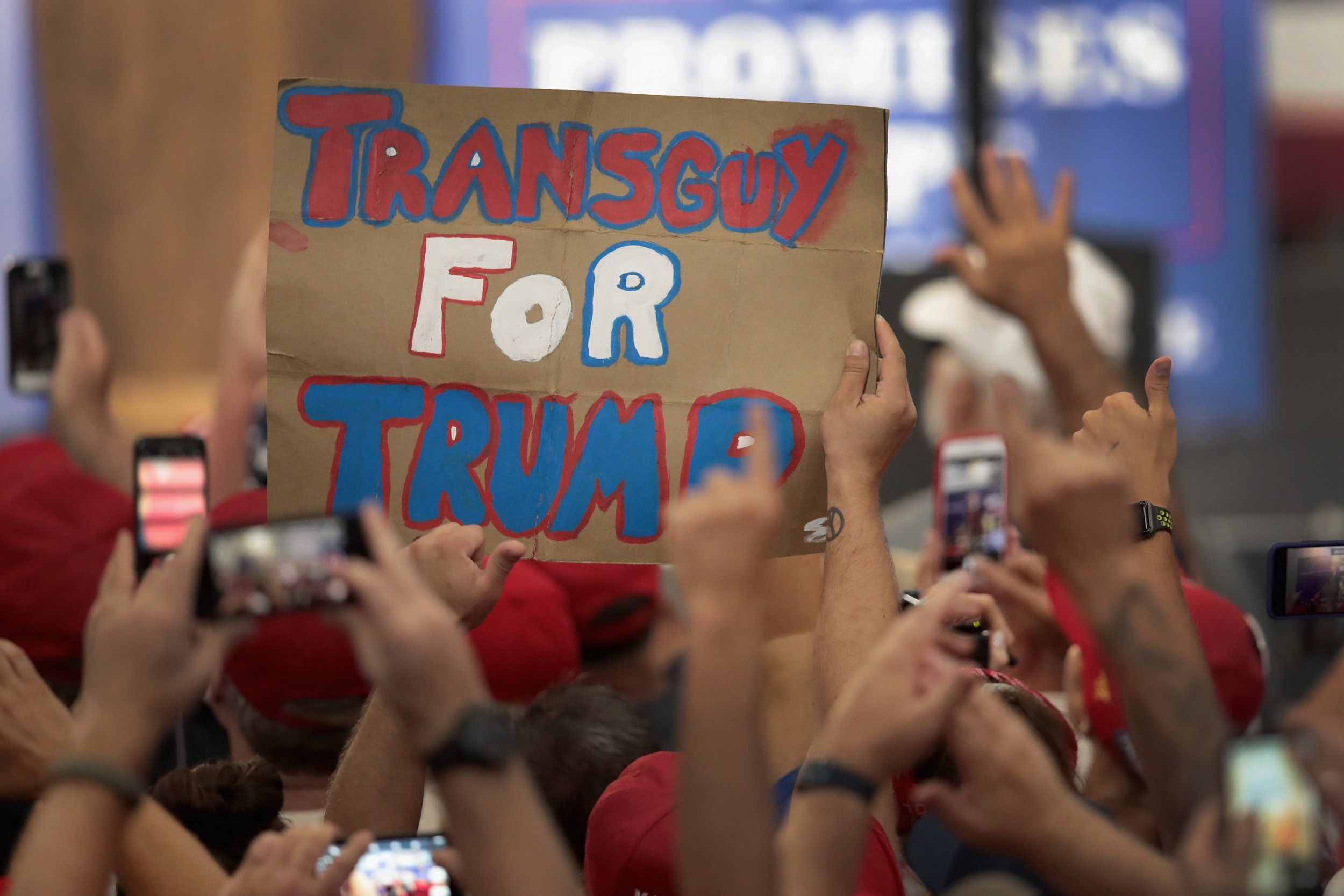 trans for trump