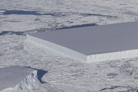 rectangle iceberg