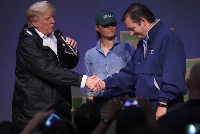 Cruz Submit Trump