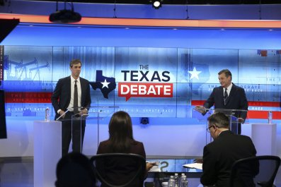 Beto O'Rourke Continues to Walk Back 'Lyin' Ted' Insult, Says It 'Wasn't the Best Phrase'