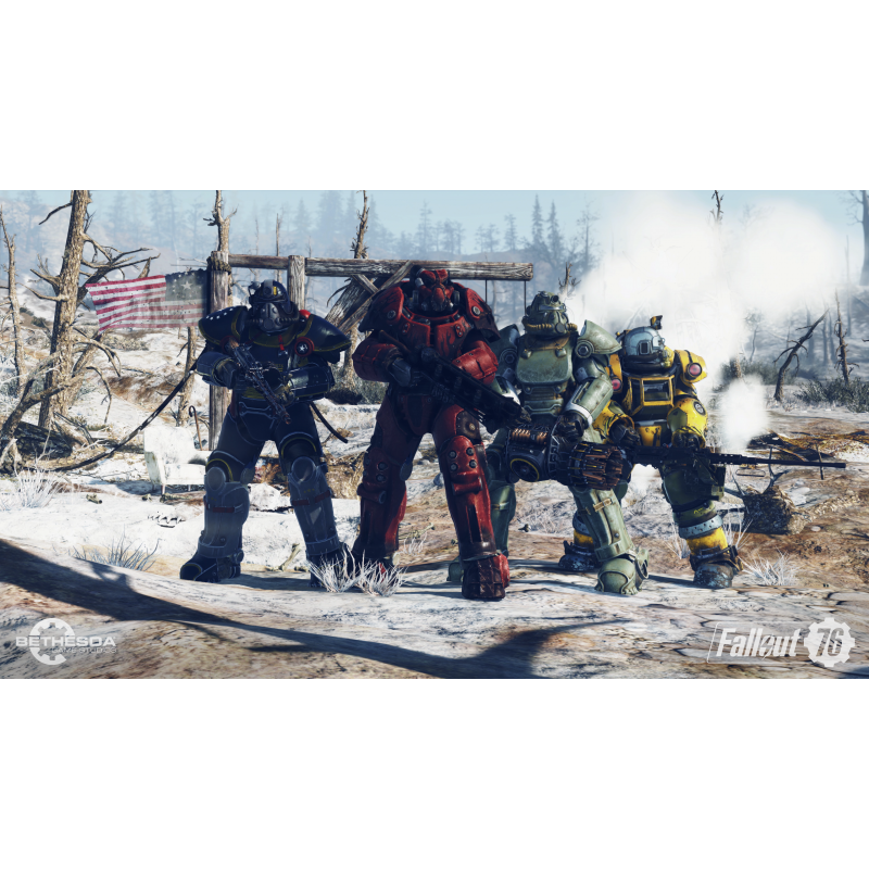 Fallout 76 Factions Explained Enclave Brotherhood Of Steel And More