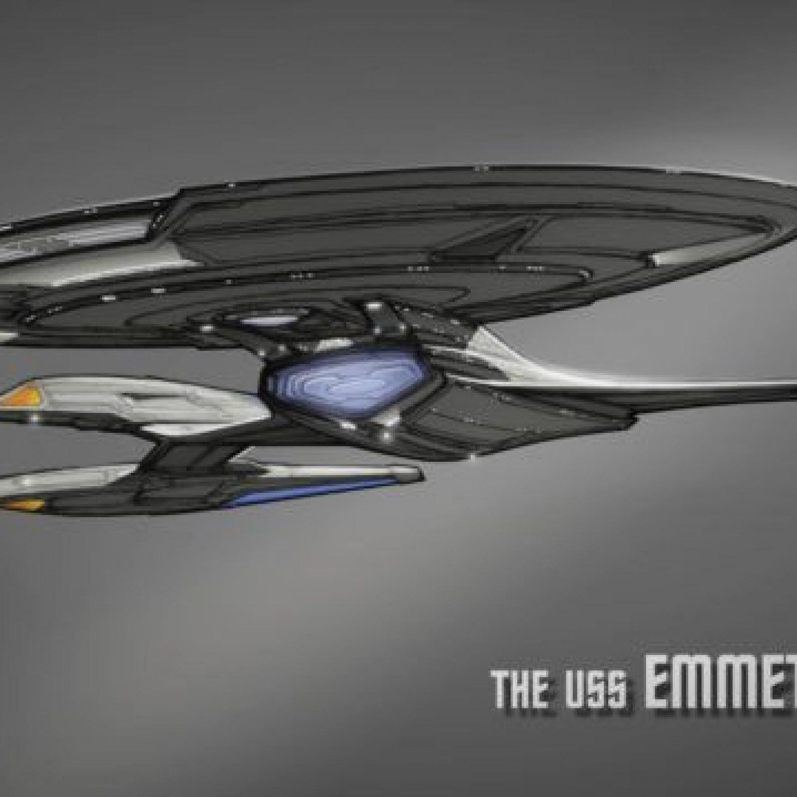 Star Trek: Deep Space Nine' Season 8 Starship Possible