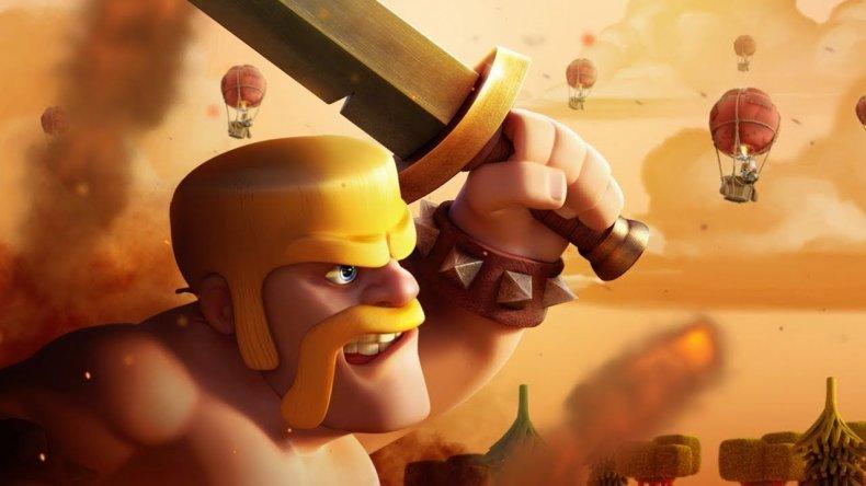 Clash of Clans War League header
