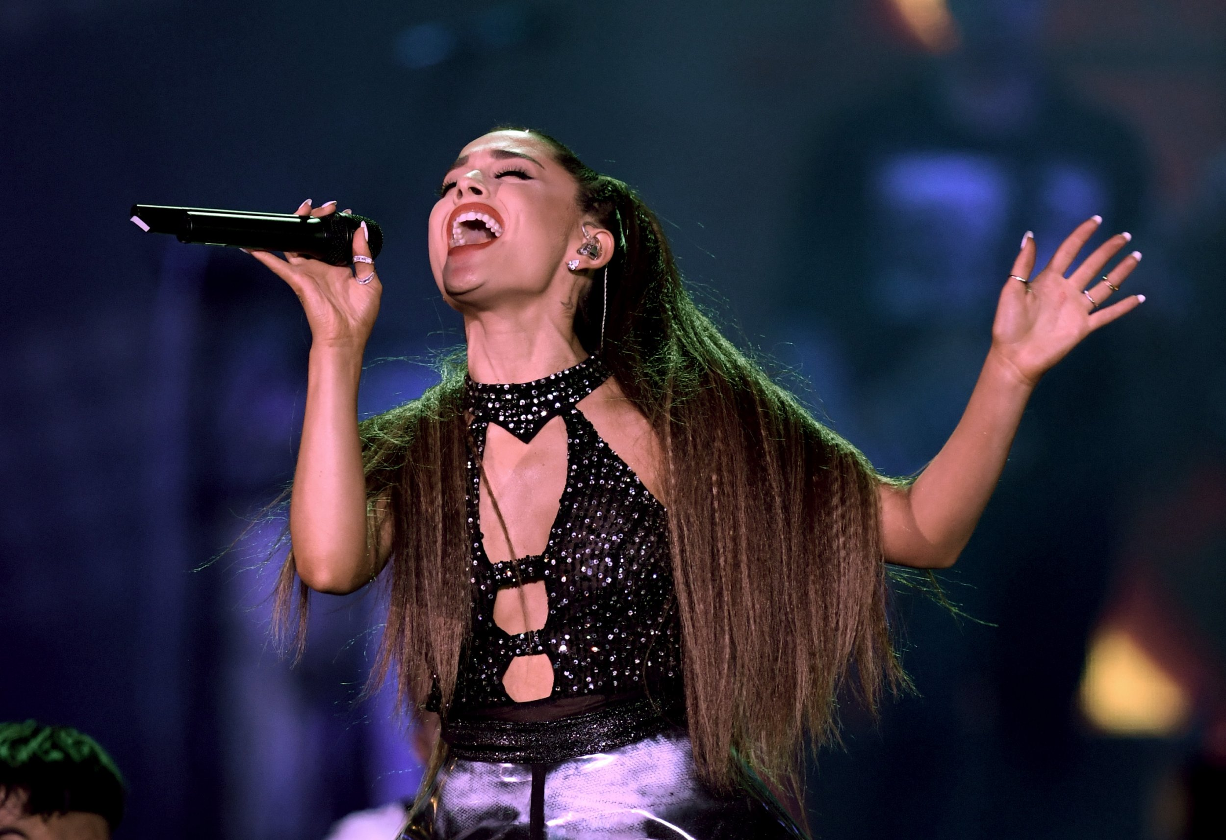 Ariana Grande on Touring Amid Pete Davidson Split
