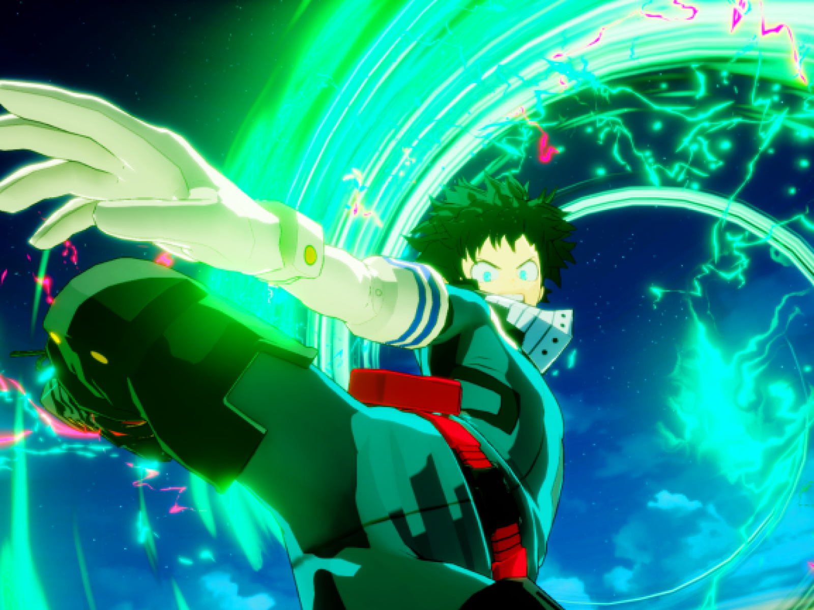 My Hero One S Justice Dlc To Give Deku Shoot Style For Free