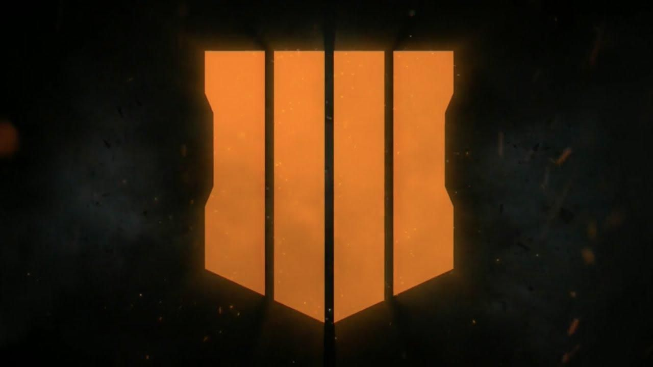 Call of duty black ops 4 logo review