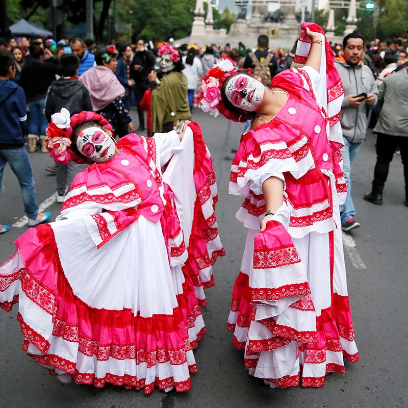Mexico's Day of the Dead: 54 Breathtaking Photos of El Día