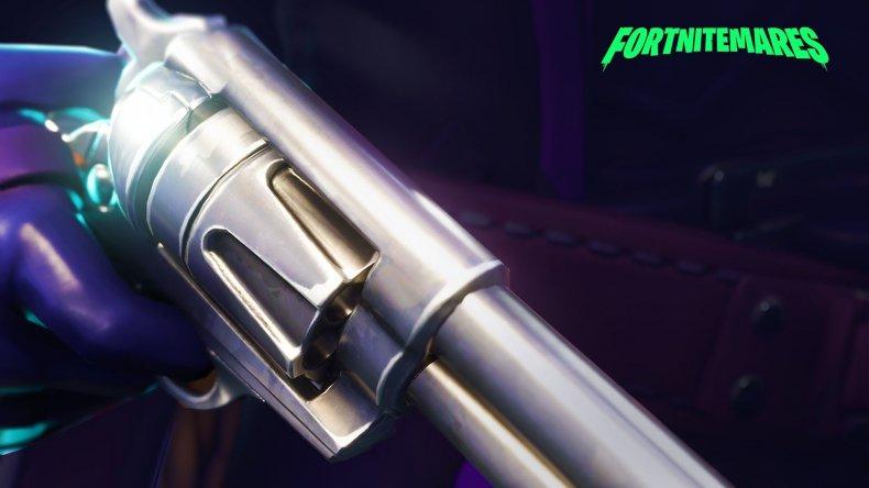 Fortnite Revolver Teaser