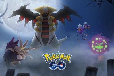 pokemon go halloween 2018 event
