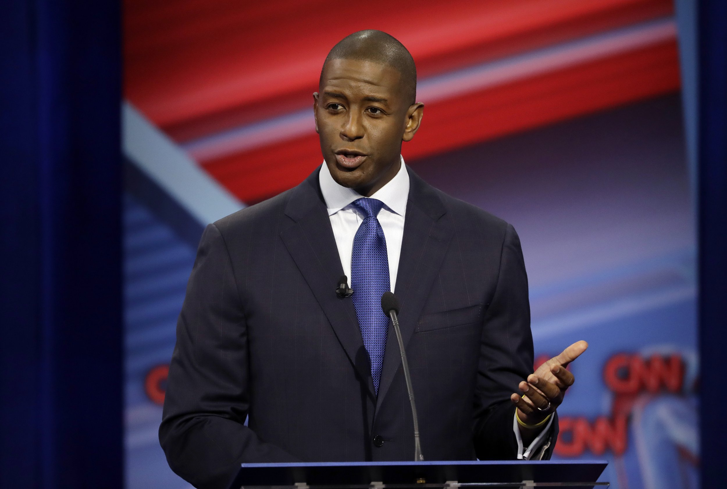New Racist Robocalls in Florida Target Andrew Gillum