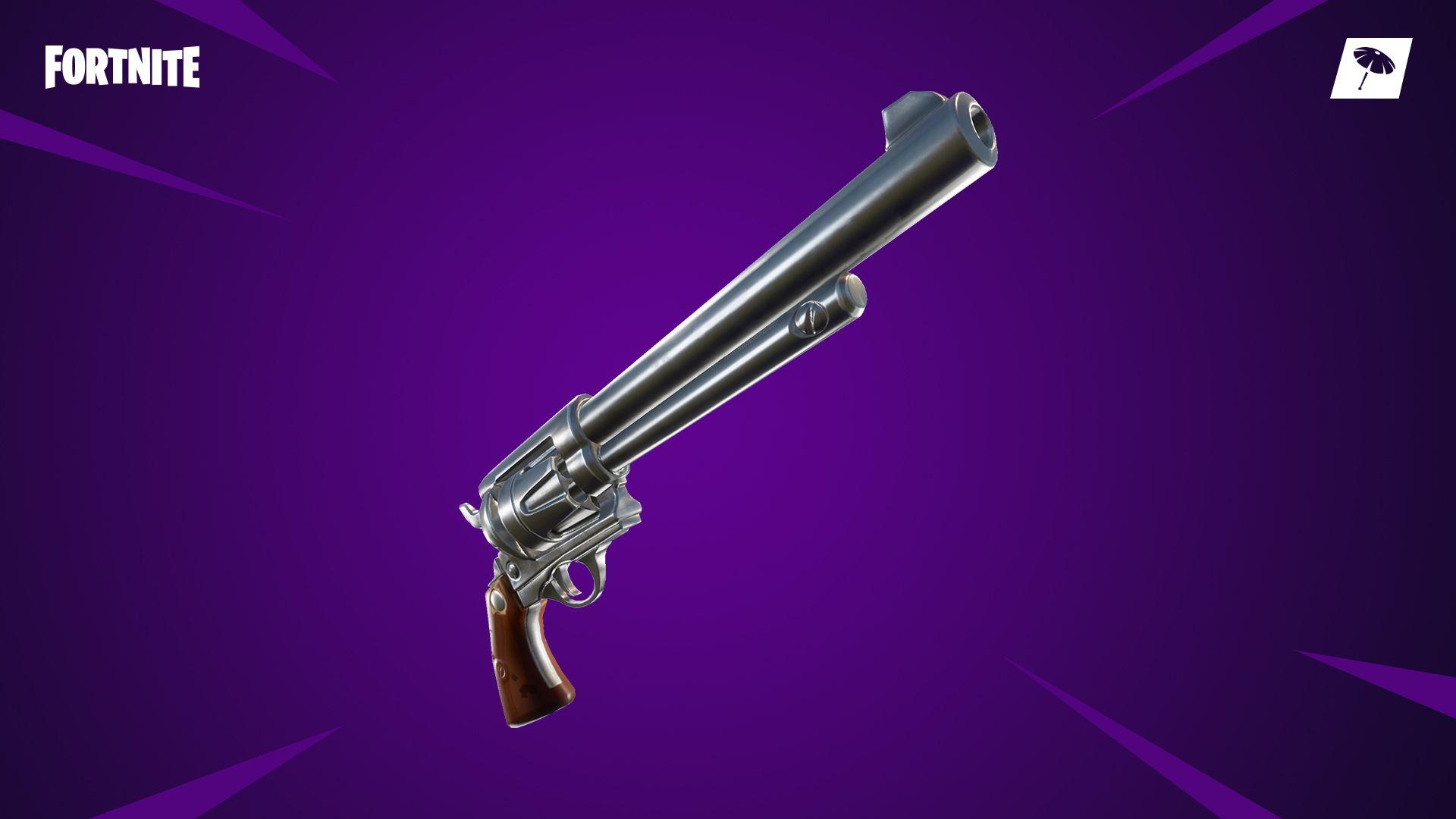 Fortnite Six Shooter