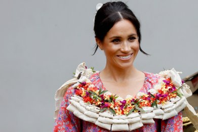 How Meghan Markle Protects Herself From Zika