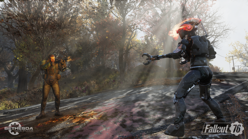 Fallout 76 beta impression review hands on demo 2