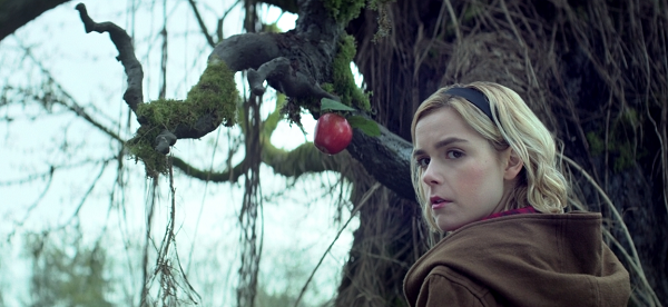 Kiernan Shipka Says 'The Chilling Adventures of Sabrina' Is 'Coming of Age' Experience
