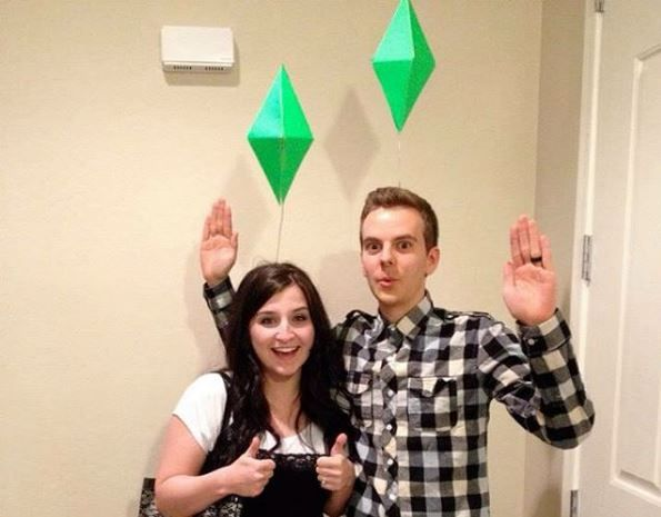 Nice The Sims Last Minute Halloween Costumes