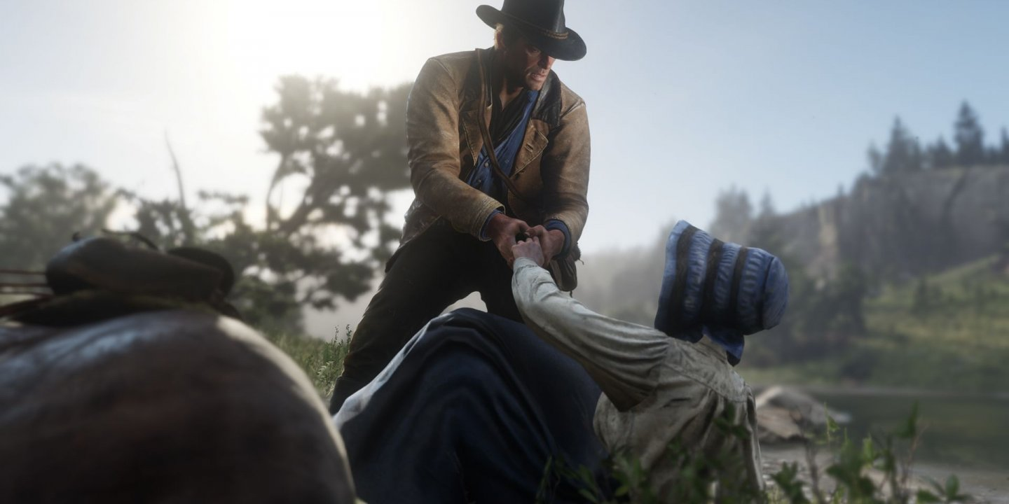 Red Dead Redemption 2' Download Time: When Can You Start