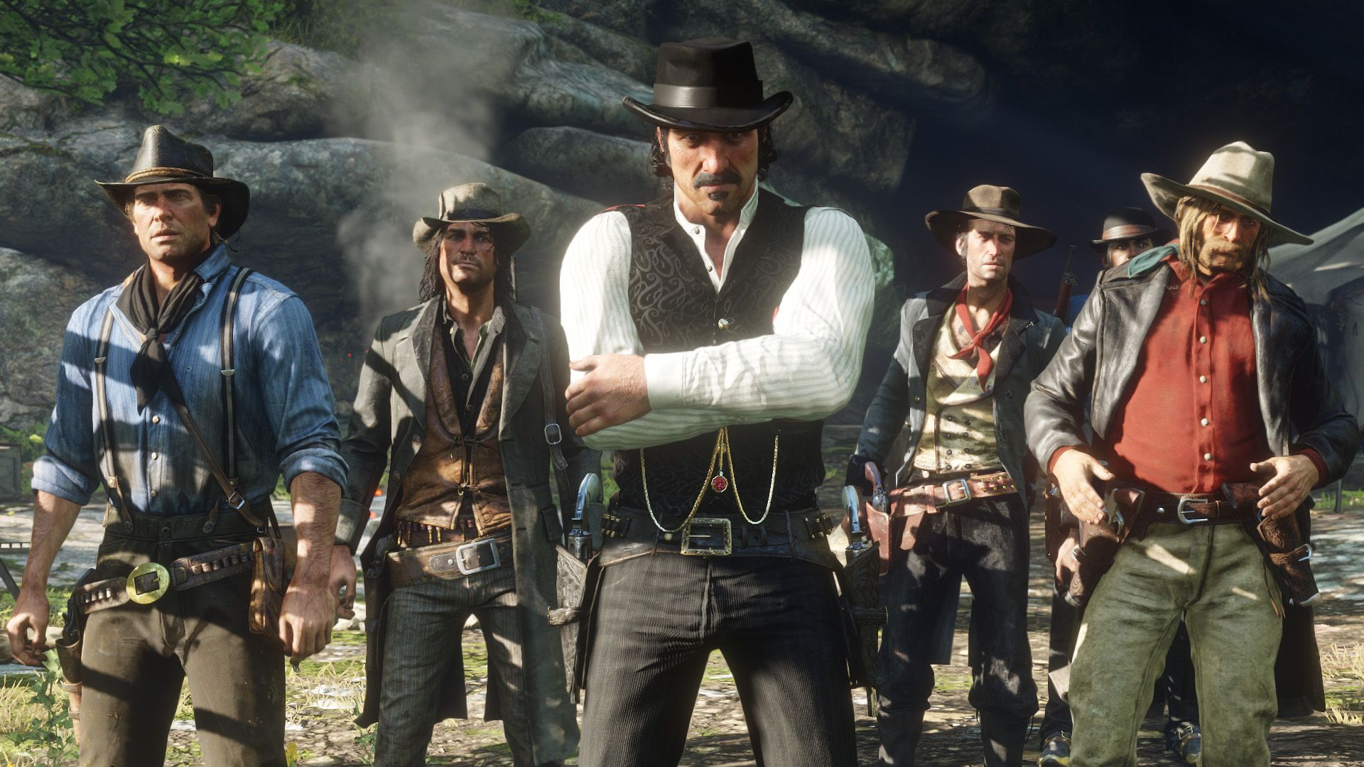 'Red Dead Redemption 2'午夜发布地点:GameStop,Best Buy,Target等