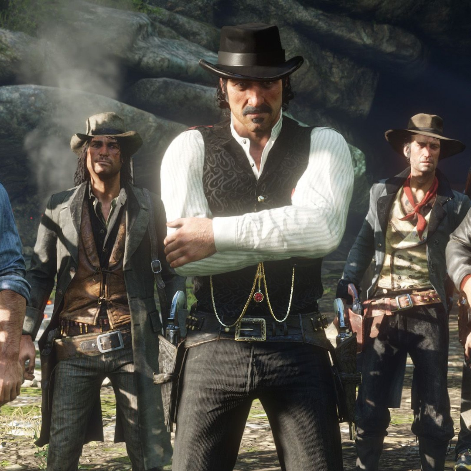 Red Dead Redemption 2' Midnight Release Locations: GameStop